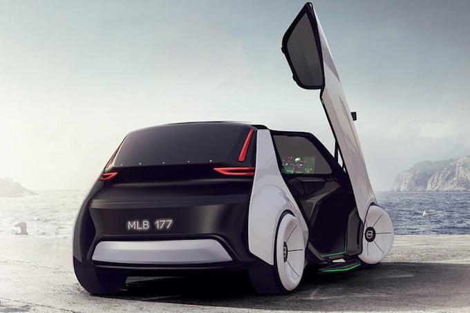 Volvo Care: la concept car che si prende cura del conducente [RENDERING]