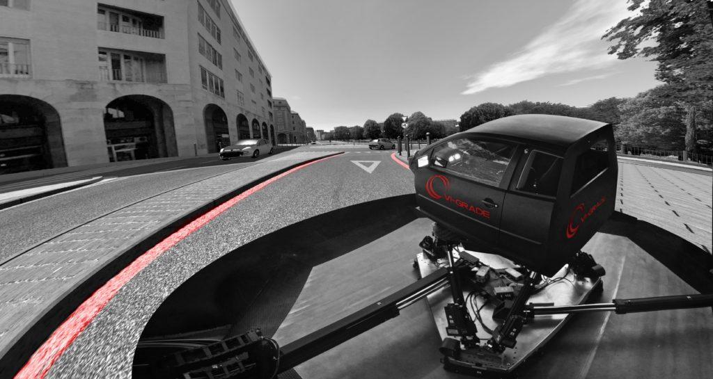 Honda investe in un rivoluzionario simulatore di guida