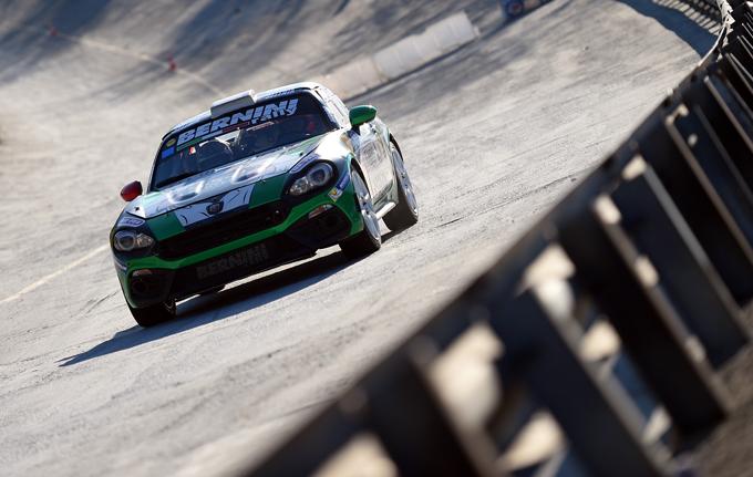Monza Rally Show, Abarth: doppietta di Nucita e Mabellini in categoria R-GT