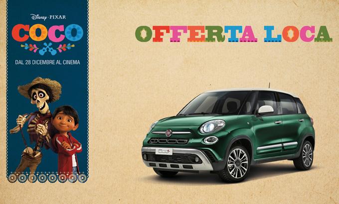 Fiat: 1.000 euro di extra sconto per tutte le famiglie italiane