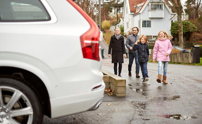 Volvo Drive Me: il progetto di ricerca nello sviluppo della guida autonoma