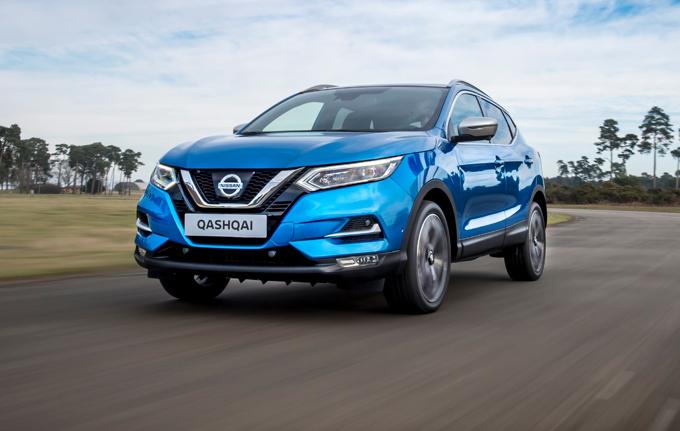 Nissan, vendite in forte crescita in Italia: +12,7% nei primi undici mesi del 2017