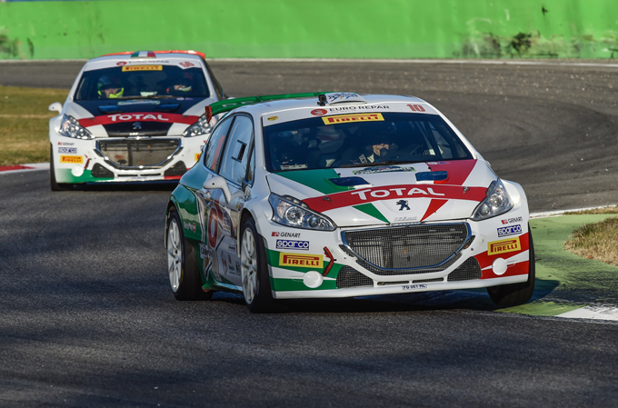 Monza Rally Show, Peugeot: piazza d'onore per Andreucci in categoria R5