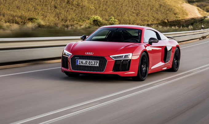Audi R8 V10 Plus Neuberg Edition: serie speciale limitata per l'Australia