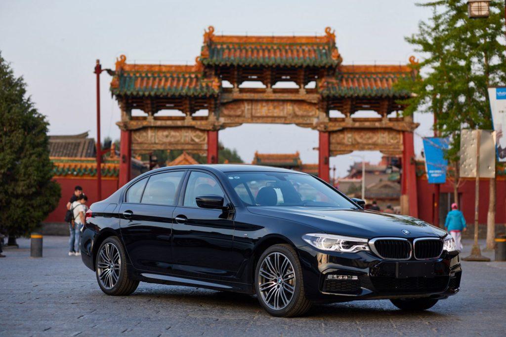 BMW punta ad essere il miglior costruttore di auto di lusso in Cina