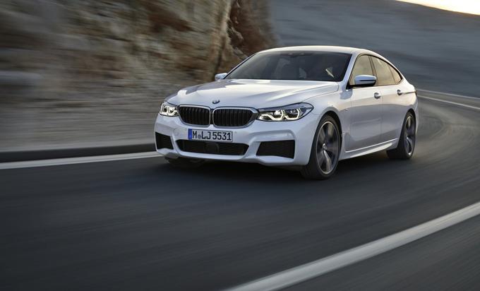 BMW Serie 6 GT premiata con 5 stelle Euro NCAP [VIDEO]