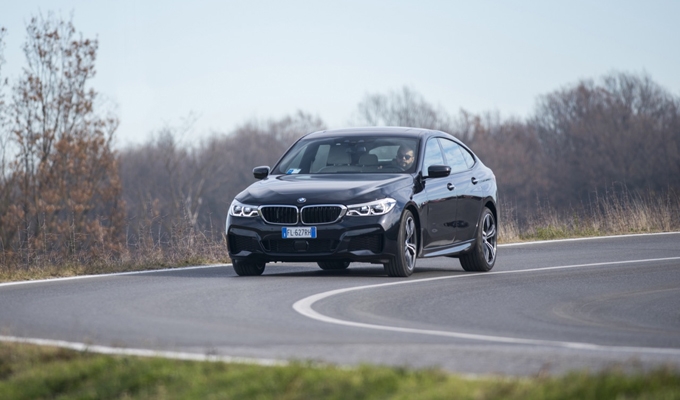 BMW Serie 6 Gran Turismo: prestigio associato a versatilità [INTERVISTA]
