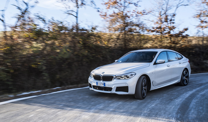 BMW Serie 6 Gran Turismo: stradista in abito da sera [VIDEO  TEST DRIVE]