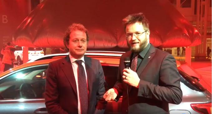 Kia: la Stonic e la Stinger conquistano il Motor Show 2017 [VIDEO INTERVISTA]