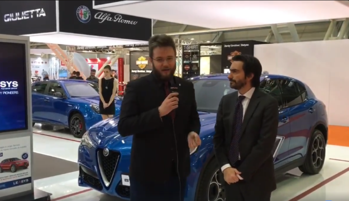 FCA Group in grande spolvero al Motor Show 2017 [VIDEO INTERVISTA]