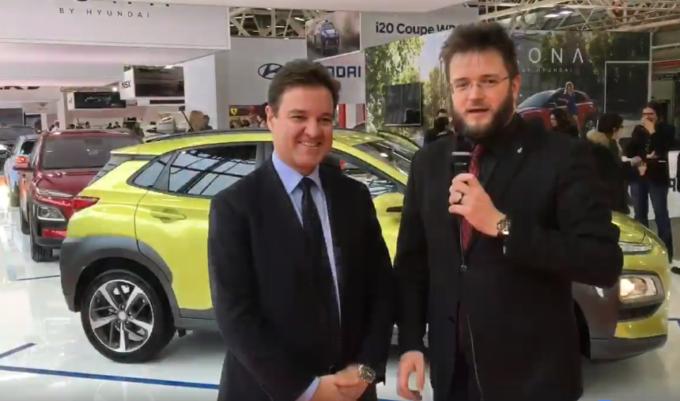 Hyundai va alla conquista del Motor Show 2017 [VIDEO INTERVISTA]