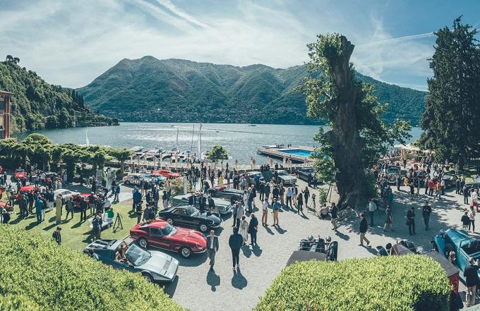 Concorso d'Eleganza Villa d'Este 2018: nuove classi di valutazione per auto e moto d'epoca
