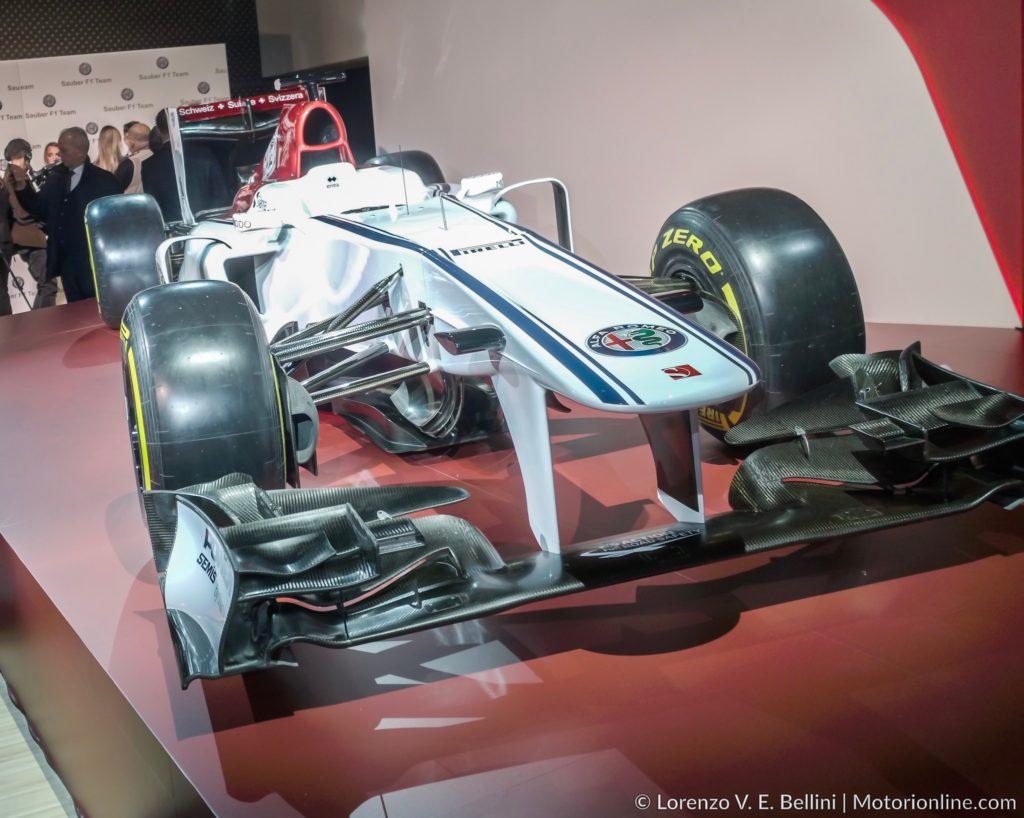 La Sauber affida un volante a Leclerc