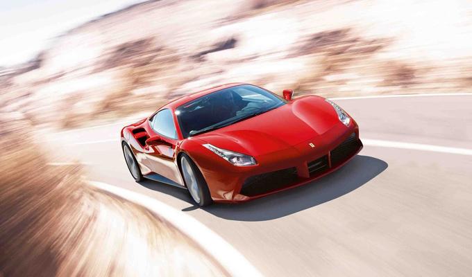Ferrari 488 GTB: pulsa forte la passione sportiva [VIDEO]