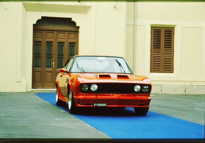 """Fiat Dino Coupe (1971) """"modificata"""", la storia di un esemplare unico"""