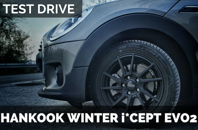 Hankook Winter i*cept Evo2, ultra performance contro il freddo [TEST]