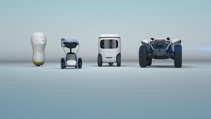 Honda: il concept di robotica 3E al CES di Las Vegas 2018