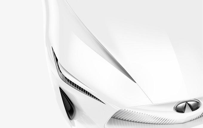 Infiniti svelerà una nuova concept car al Salone di Detroit 2018 [TEASER]