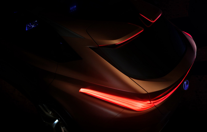 Lexus LF-1: nuovo concept al Salone di Detroit [TEASER]