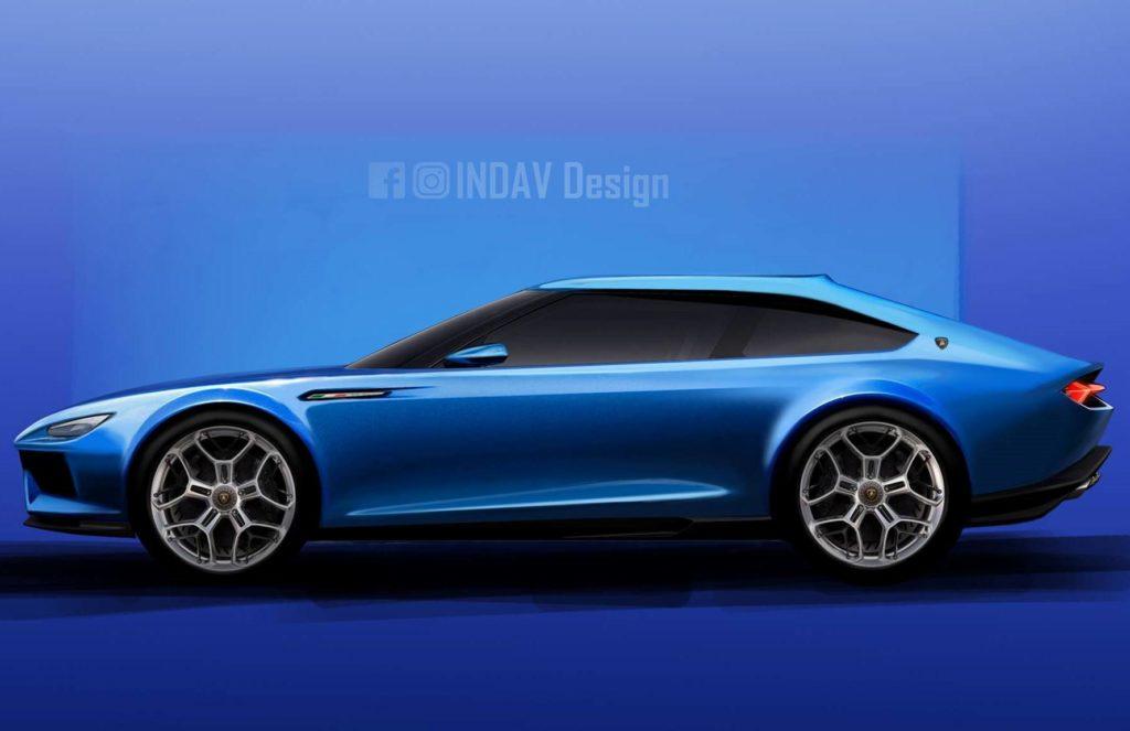 Lamborghini Jarama: immaginando un ritorno ai giorni nostri [RENDERING]