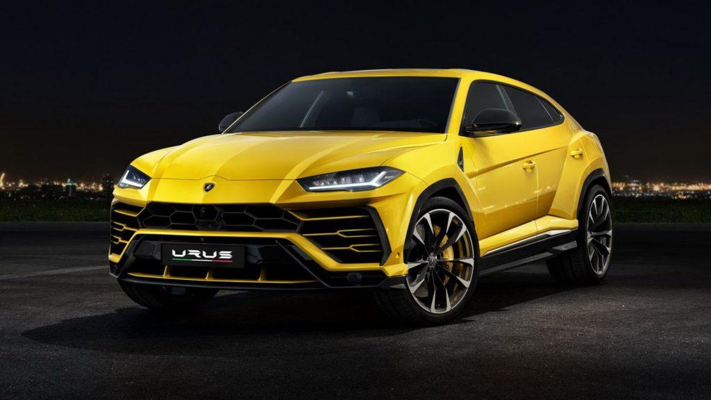 Lamborghini Urus - Foto ufficiali