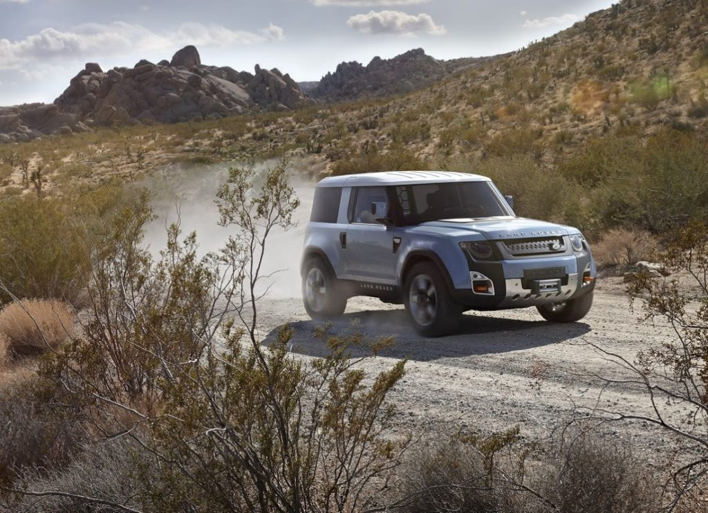 Land Rover Defender: il nuovo modello avrà anche una versione elettrica