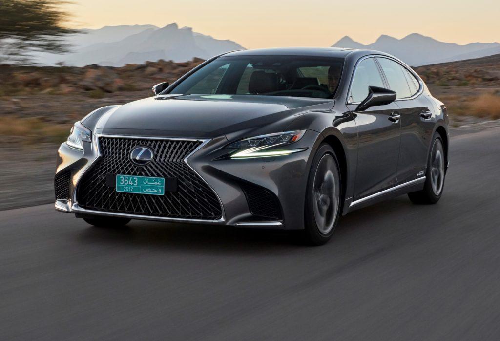 Nuova Lexus LS Hybrid, svelata la lussuosa e accogliente berlina [FOTO]