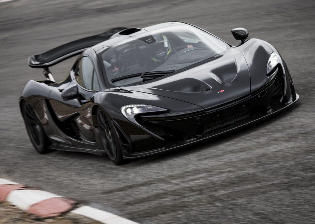 McLaren sta lavorando su una supercar elettrica, ma la produzione è ancora lontana