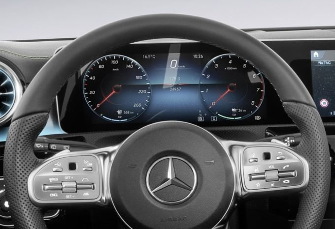 Nuova Mercedes Classe A: la versione ibrida avrà 50 km d'autonomia elettrica