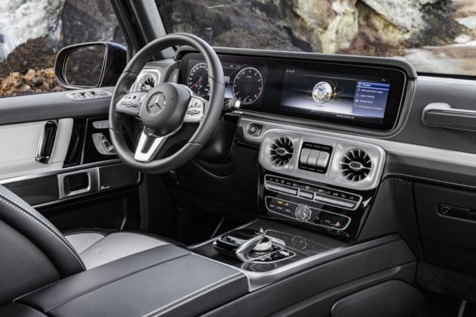 Mercedes Classe G MY 2019 - Interni