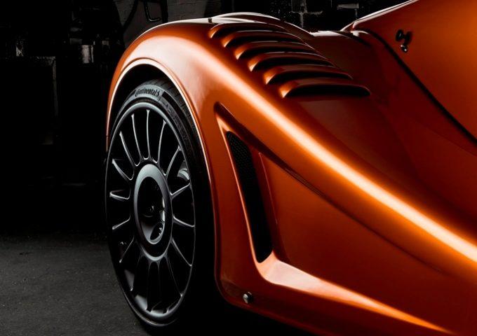 Morgan Aero GT - Teaser