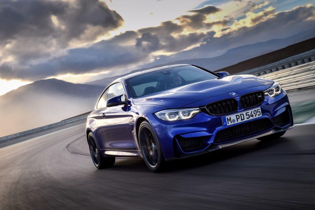 BMW M3 e M4: maggior potenza e minor peso per le nuove generazioni