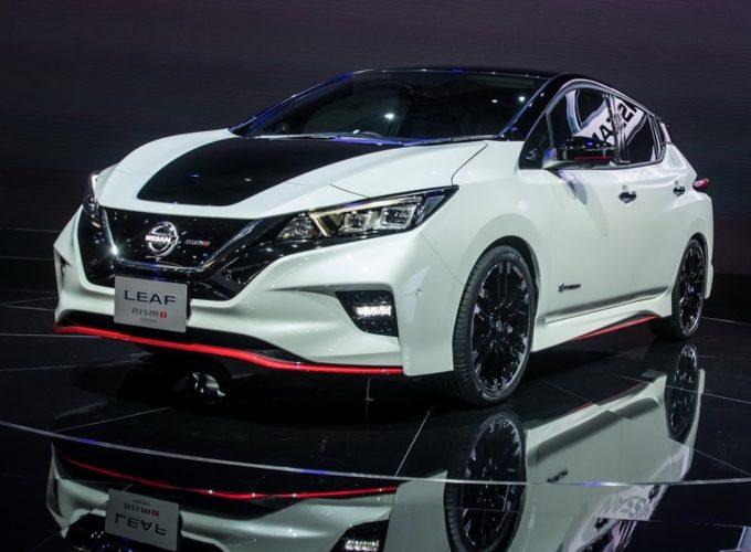 Nissan, le versioni sportive della gamma Nismo in bella mostra in Giappone [VIDEO]