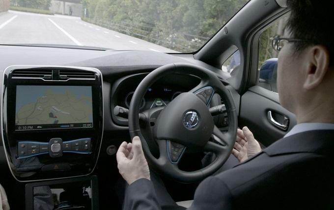 Nissan a breve testerà in Giappone un servizio taxi a guida autonoma