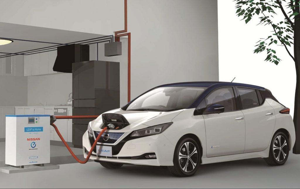 L'idea di mobilità di Nissan al convegno sull'economia circolare di Enel e Intesa Sanpaolo
