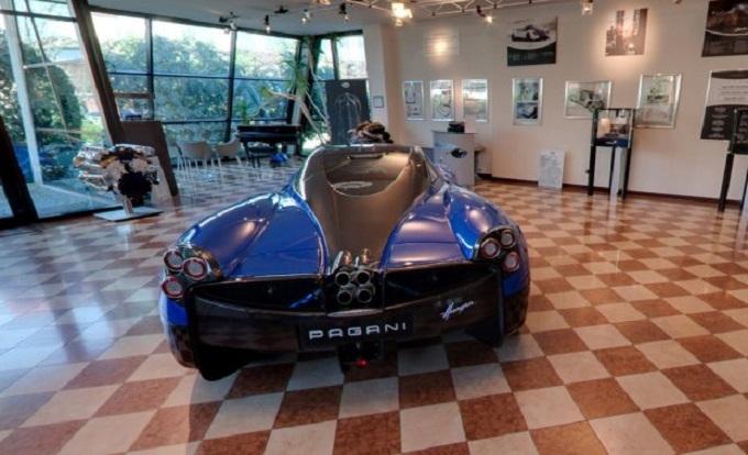 Pagani Automobili, il 16 dicembre apre al pubblico il Museo Horacio Pagani