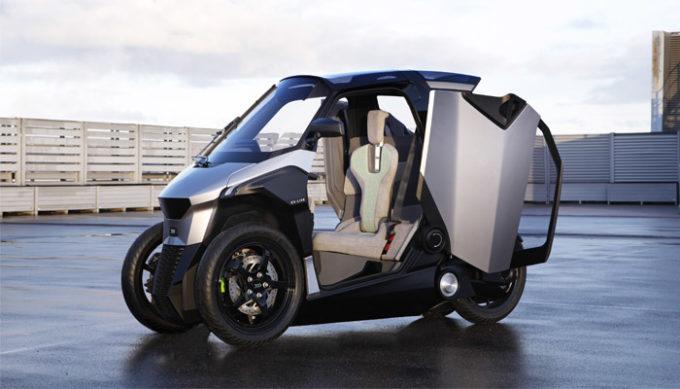Peugeot presenta un nuovo e agile veicolo PHEV [FOTO]