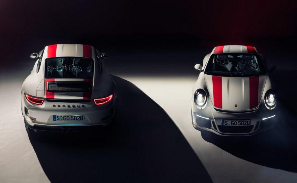 Porsche 911 GT3 Touring Package: la variante per abbassare i prezzi? [FOTO]