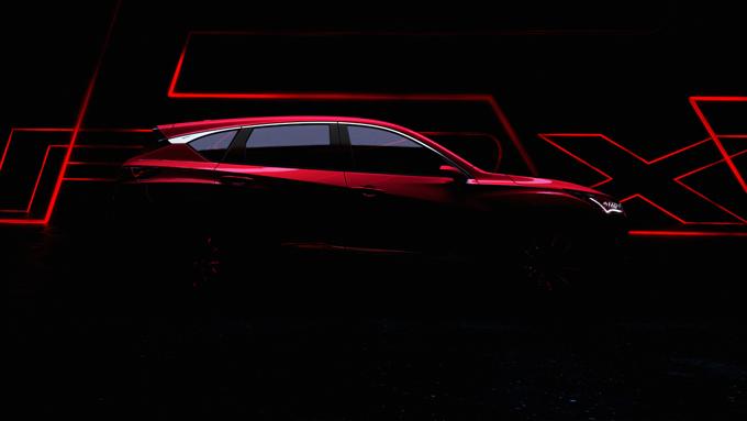 Acura RDX Prototype: esordio al Salone di Detroit 2018 [TEASER]