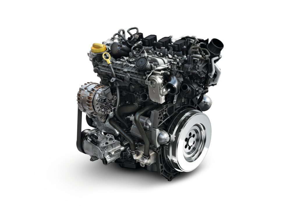 Renault Scénic e Grand Scénic 2018: il nuovo motore benzina
