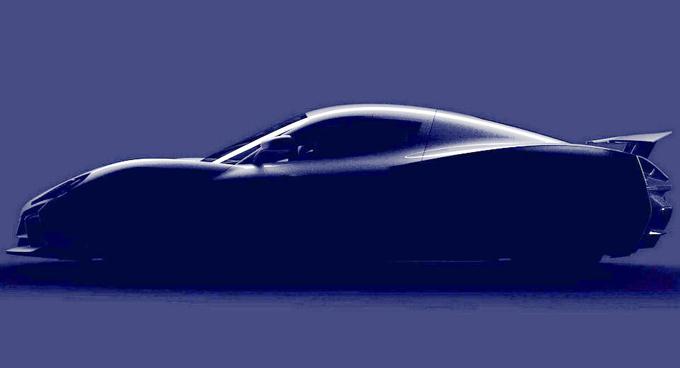 Rimac: nuova hypercar elettrica all'orizzonte [TEASER]