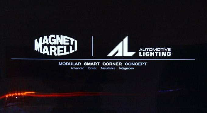 Magneti Marelli al CES 2018 con soluzioni high-tech per l'elettronica