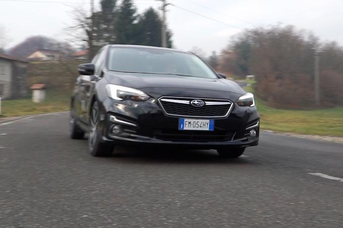 Nuova Subaru Impreza, cuore giapponese e stile europeo [VIDEO PROVA SU STRADA]