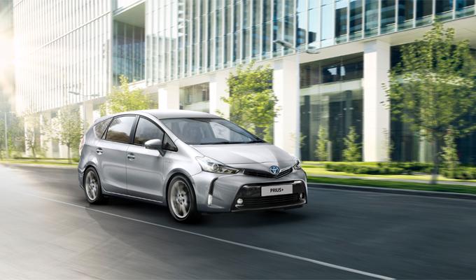 Toyota Prius+ MY18: l'ibrida tecnologica conforme alla normativa Euro 6c [FOTO]