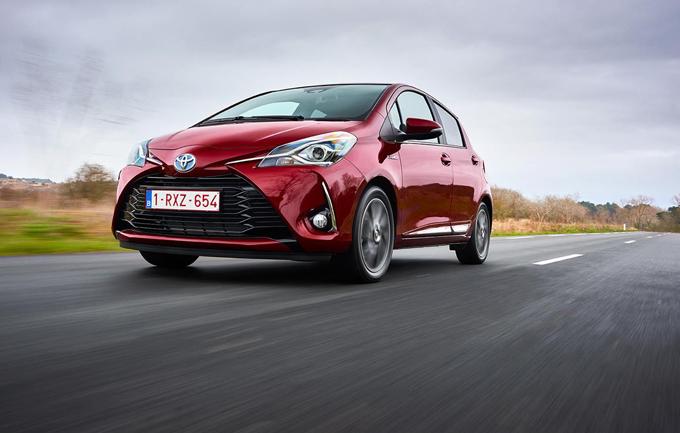 Toyota Yaris MY 2017 insignita delle 5 stelle Euro NCAP [VIDEO]