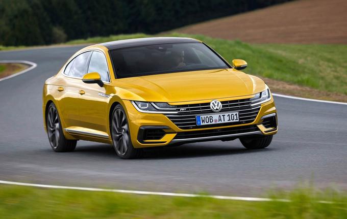 Volkswagen Arteon: la versione R sarebbe in fase di lavorazione