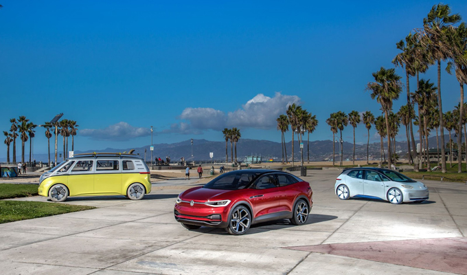 """Volkswagen avrebbe registrato le denominazioni """"I.D. Cruiser"""" e """"I.D. Freeler"""""""