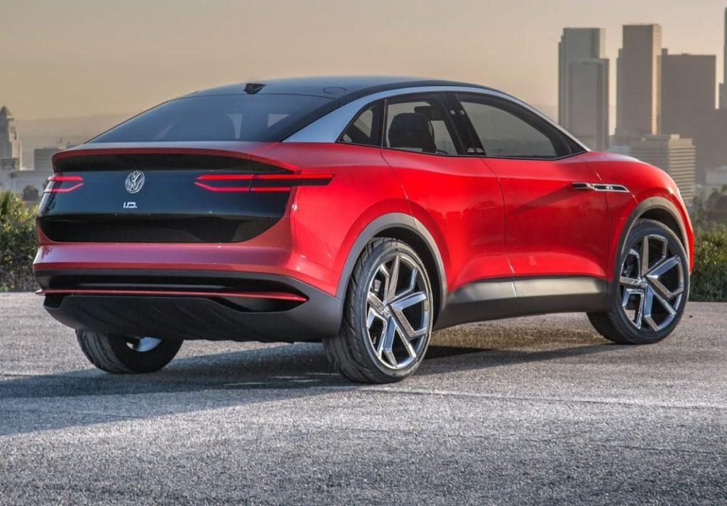 Volkswagen I.D. Crozz al Salone di Los Angeles: debutto sul mercato USA nel 2020