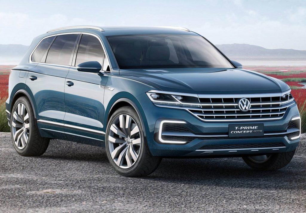 Volkswagen Touareg, la nuova generazione è all'orizzonte
