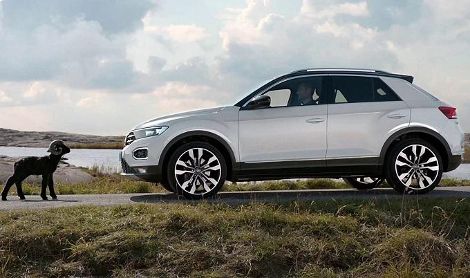 Volkswagen T-Roc, lo spot che la lancia sul mercato italiano: da 21.900 euro [VIDEO]